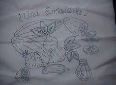 Resultado de imagen para dibujos de pan para bordar