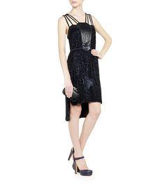 FRENCH CONNECTION Jardana Beading Dress