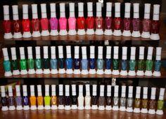 reusable nail art pens from ebay (ships from china)