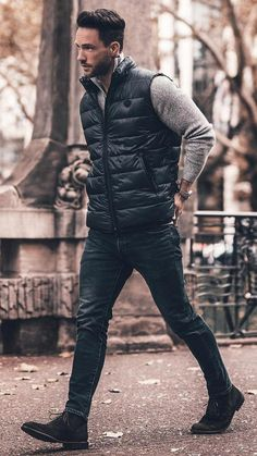Mens Winter Outfit Gallery 5 coolest winter outfits for men winter style fallstyle Mens Winter Outfit. Here is Mens Winter Outfit Gallery for you. Best Winter Outfits Men, Mens Fall Outfits, Winter Dress Outfits, Casual Winter Outfits, Winter Fashion Outfits, Casual Clothes, Autumn Casual, Winter Clothes For Men, Dress Casual