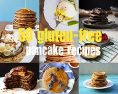50 Gluten Free Pancake Recipes - The Roasted Root