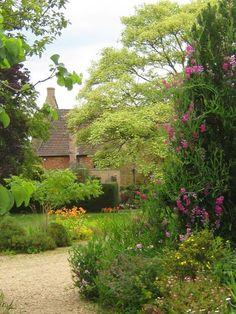 Margery Fish's garden - East Lambrook, Somerset, UK