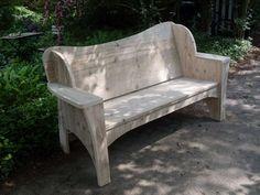 Pallet bench inspiration