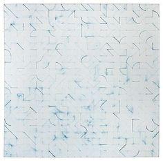 Fresh Pressed Art | mcx:   Power Boothe, 'Blue Arc,' 2013,...