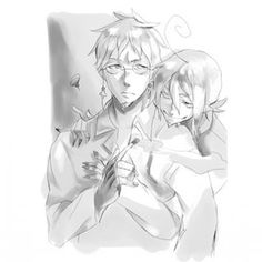 Hey Shiro, what are you doing~?