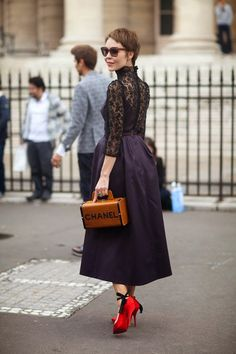 How to Chic: 25 FALL OUTFITS TO STEAL NOW - HOW TO