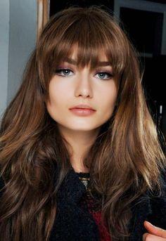 Tendencias en Cortes de pelo para mujer 2015 – Pelo Largo via @modaellas