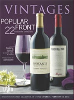 Feb. 18 Wine Picks from LCBO Vintages release.