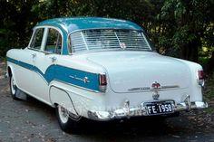 '58 FE Holden
