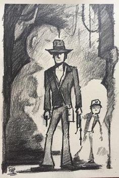 Indiana Jones doodle : doodles