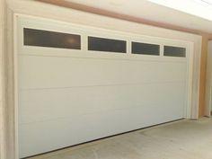 flush panel garage doorGARAGE DOORS 4 LESS  flush panel  Doors  Pinterest  Garage