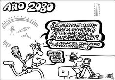 "Trabalibros - libros on Twitter: ""Año 2080. #humor (viñeta de Forges)  http://t.co/hXHOn9RSBj http://t.co/R0PHQIfn3i"""