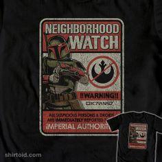 Neighborhood Watch Boba