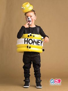 These kids halloween costumes are faster than the lineup at the party store and easier than one of those fancy pumpkin-carving stencils. Teen Boy Halloween Costume, Teen Boy Costumes, Homemade Halloween Costumes, Halloween Kids, Vintage Halloween, Children Costumes, Vintage Witch, Halloween Halloween, Halloween Makeup