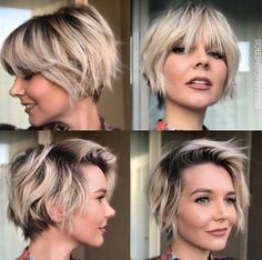 40+ Short Hairstyles 2018 Ideas for Ladies