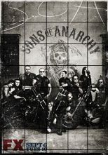 My new favorite show!! Sons of Anarchy