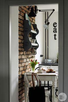 Metamorfoza od an. My Dream Home, Shoe Rack, Ladder Decor, Sweet Home, Kitchen, Home Decor, Decorating, Ideas, Decor