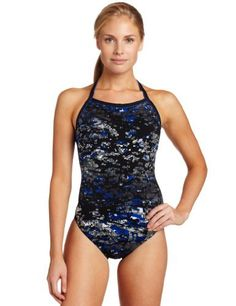 Speedo Women's Off the Grid Endurance  Flyback Performance Swimsuit: http://www.amazon.com/Speedo-Endurance-Flyback-Performance-Swimsuit/dp/B005MHYT12/?tag=greavidesto05-20