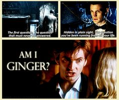 The only question the Doctor really cares about. #DoctorWho