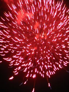 Huge Red Shell by EpicFireworks