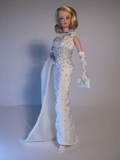 Barbie Diamond Dazzle Artist Creations Italian O.O.A.K. Fashion Dolls by Alessandro Gatti e Giuseppe De Bellis