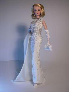 Barbie Diamond Dazzle Artist Creations Italian O.O.A.K. Fashion Dolls by Alessandro Gatti e Giuseppe De Bellis