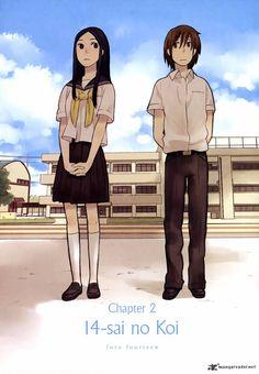 14 Sai no Koi - Love at 14 - Manga
