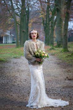 #styled #shoot #vintage #trouwen #bruiloft #inspiratie #luxe #elegantie #Enzoani #wedding #inspiration Even terug in de tijd met deze styled shoot jaren 20 | ThePerfectWedding.nl | Fotocredit: Els Korsten Fotografie