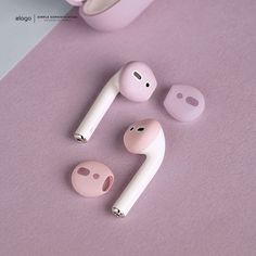 elago AirPods Secure Fit Cover [Lovely Pink/Lavender] You are in the right place about Phone Accesso Cute Cases, Cute Phone Cases, Iphone Phone Cases, Fone Apple, Airpods Apple, Accessoires Iphone, Earphone Case, Air Pods, Phone Gadgets