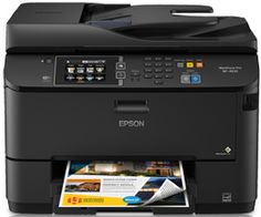 2015 Epson WorkForce Pro WF-4630 All-in-One Printer Price