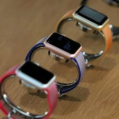 #AppleWatch, lo schermo sarà più sottile