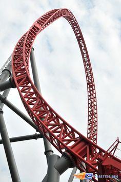 28/37 | Photo du Roller Coaster Ispeed situé à Mirabilandia (Italie). Plus d'information sur notre site http://www.e-coasters.com !! Tous les meilleurs Parcs d'Attractions sur un seul site web !! Découvrez également notre vidéo embarquée à cette adresse : http://youtu.be/UV_CN0pcxyU