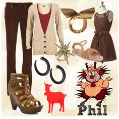 """""""Phil"""" by pepsqwad on Polyvore"""