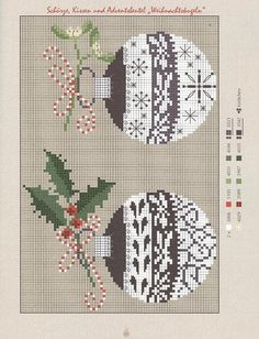 For a giframp e? When I finish the other 2 cross stitch projects? Xmas Cross Stitch, Cross Stitch Christmas Ornaments, Cross Stitch Needles, Christmas Cross, Cross Stitch Charts, Cross Stitch Designs, Cross Stitching, Cross Stitch Embroidery, Embroidery Patterns