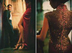 Perfect sexy chinese dress