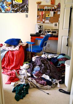 A selection of the best of teenagers' messy bedrooms, submitted by Times readers. Messy Bedroom, Kids Bedroom, Trash Bag, Ny Times, Teenagers, My Girl, Bedrooms, Children, York