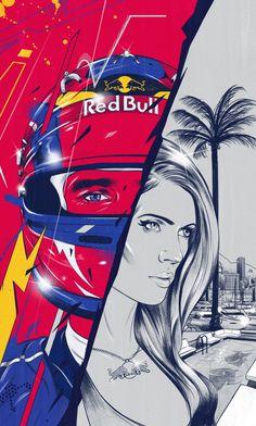 Redbull Racing - UNA Studio - The Loop