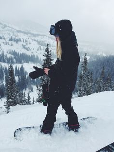 winterallyear:Had such an amazing day snowboarding at Brighton today.