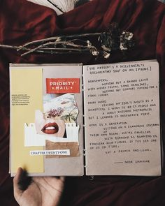 [The Present: A Millennial's Documentary Shot On An iPhone] poetry + art journal by Noor Unnahar // journaling ideas inspiration, craft diy notebook scrapbooking mixed media collage, tumblr indie pale grunge hipsters aesthetic beige aesthetics, instagram artists poets creative photography flatlay, words quotes writing writers of color studyblr writing //