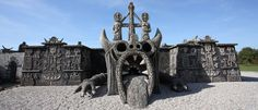 Image result for sculpteur robert tatin