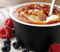 Caramelized Apple Brulee with FAGE Total Greek Yogurt! Can't wait to try this sweet fall treat!