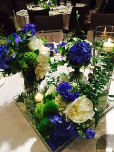 パレスホテル装花
