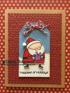 Dana's Crafting Corner: The Merry Christmas Challenge Christmas Cards 2017, Holiday Cards, Merry Christmas, Christmas Challenge, Happy Wednesday, Happy Holidays, Cardmaking, Favorite Things, Challenges