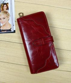 Leather wallet women/Leather Wallet Women's by dreamloveyou, $59.00