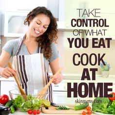 Start with these 7 Steps to Clean Eating. #home #cooked #meals
