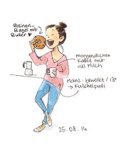 Frau Annika. Was ich heute trage. What I wore today. 25-08-14 #frauannika #whatiworetoday www.frauannika.de