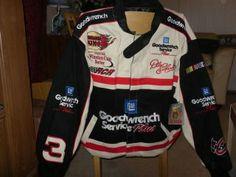 DALE EARNHARDT SR. / JEFF HAMILTON GOODWRENCH NASCAR RACING JACKET