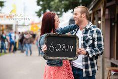 KME Photography: August 2013 Engagement Anoka County Fair