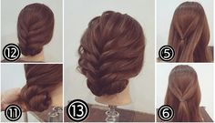 On top of that, most buns only have a matter of minutes to gather. As a consequence, you are obtaining a form of a sloppy low bun. This easy bun is cute and simple to accomplish.