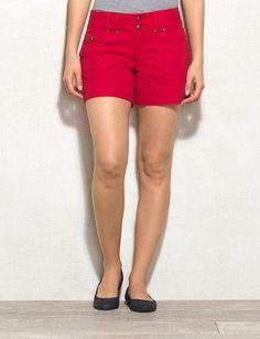 "5"" Twill Shorts from dressbarn on Catalog Spree, my personal digital mall."